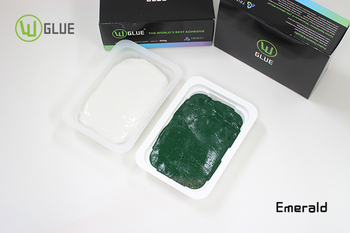 "The World Best Color Epoxy Adhesive named ""wGlue"" for DIY Jewelry"