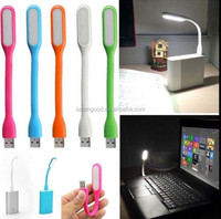 New Flexible USB LED Light Lamp For Computer Keyboard Reading Laptop Notebook PC