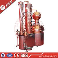 200l alcohol distillation equipment liquor/whisky wine distiller
