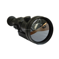 100mm thermal image rifle scopes for military and sniper
