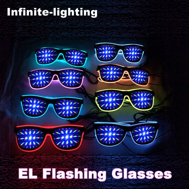 Best service amazing classical el glasses in any color