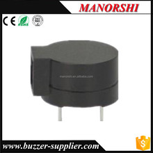 Passive circuit Magnetic Buzzer thermostable plastic parts