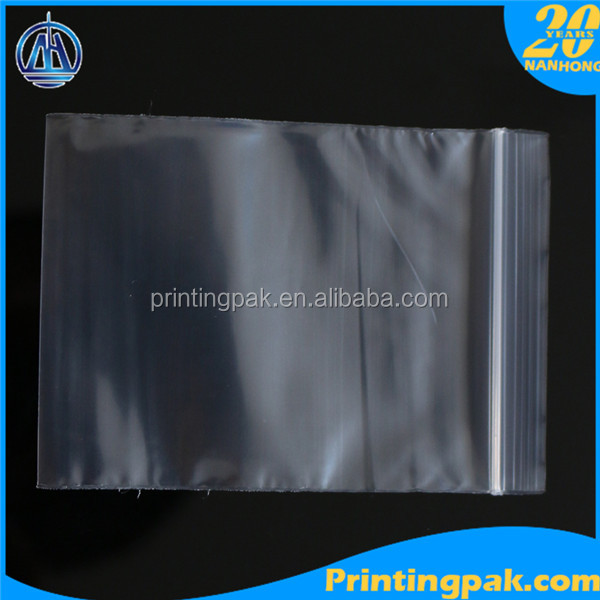 fishing hook packaging/ clear pe ziplock bags for fish fishing lures