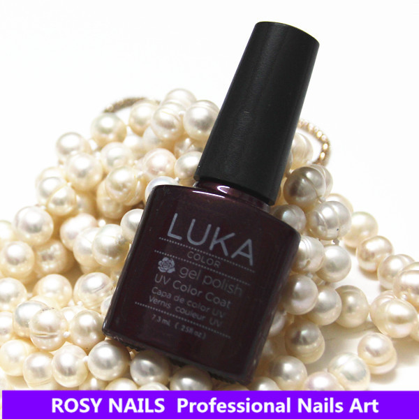 ROSY professional shellak soak off gel nail colour