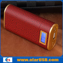 Multiple universal 5200mah power bank external battery pack,shenzhen mobile power,portable mobile power