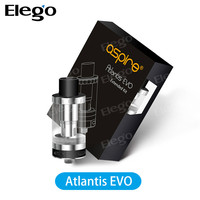 New and Hot Selling Aspire Atlantis EVO Vaporizer with 2ml/4ml Wholesale