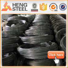 Carbon mild black steel wire rod