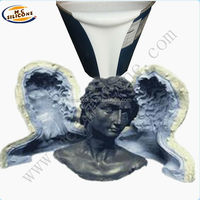 plaster figurine mold making silicone rubber