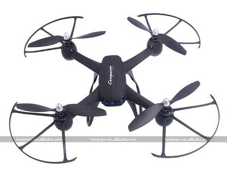 HOT & NEW! Drone SJY-009H Explorers 2.4G 6-Axis Gyro RC Quadcopter With HD