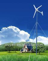 2000w horizontal garden wind mill