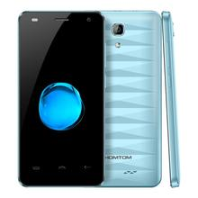Cheapest 4G smartphone Homtom HT26 4.5 inch MTK6737 Quad Core to 1.3GHz 1GB+8GB/2MP+5MP dual sim android phone