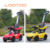 Factory supply plastic toy kiddie ride red car / riding cars for children / car baby push walking