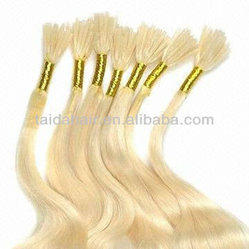 hotsale u tip brazilian human hair extension