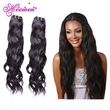 Top Quality Full Ends Virgin Brazilian Wet And Wavy Hair Weave