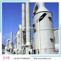 FRP Purification Tower for Waste Gas made in China