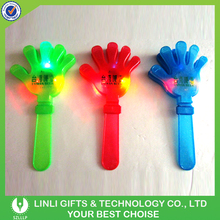 Party Or Concert Electronic Noisemakers Blinking Hand Plastic Clapper