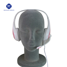 Wig display styrofoam mannequin head for sale