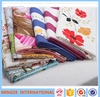Factory wholesale bed sheet fabric cotton home textile fabric