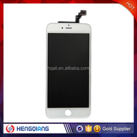 New Arrival mobile fone lcd Original replacement for Apple iPhone 6 touch LCD screen 4.7 Inch with digitizer Black/White