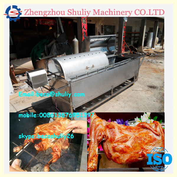 chicken roasting equipment/chicken roaster/chicken grill machine