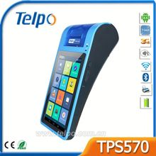 Portable Tablet TPS 570 Android POS For e-business