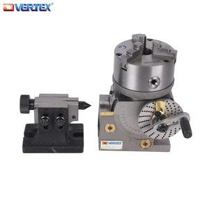 Wholesale Sales Precision Universal Dividing Head Machine Semi-universal Dividing Head
