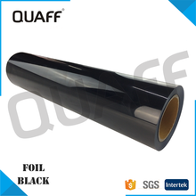 QUAFF Korea Heat Transfer Vinyl FOIL film for T-shirt wholesale vinyl rolls