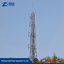Online Shop China Contractors Galvanized Cellular Telecommunication Steel Towers