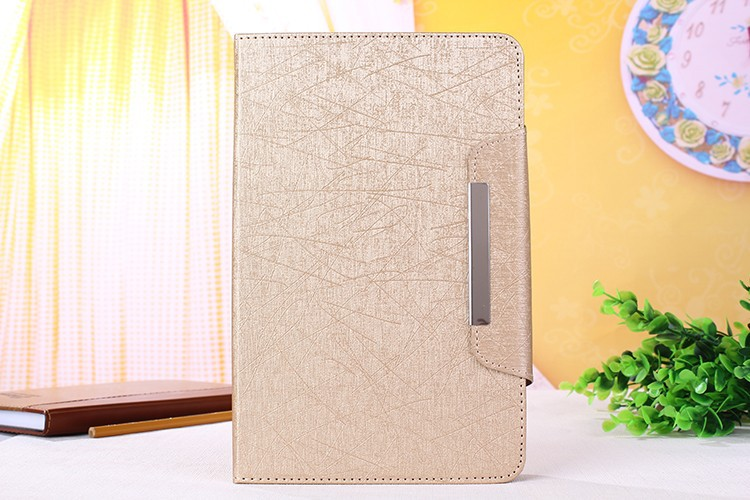 PU Leather kickstand separating Bluetooth keyboard case for Ipad Mini