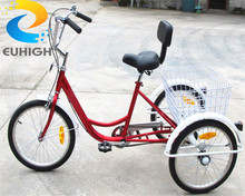 Hot sale cargo three wheel adults tricycles