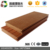 Embossing anti-uv wpc flooring Solid outdoor composite decking