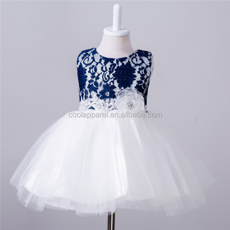 sleeveless design beautiful lace baby christening gowns