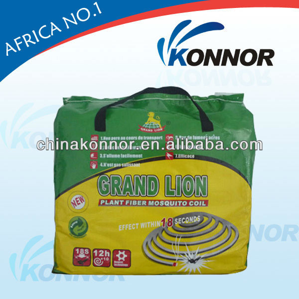 High Quality Smokefree home Sandalwood plant fiber Mosquito Coil Brands