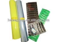 Supply Rigid PVC Film for food and medicine packaging