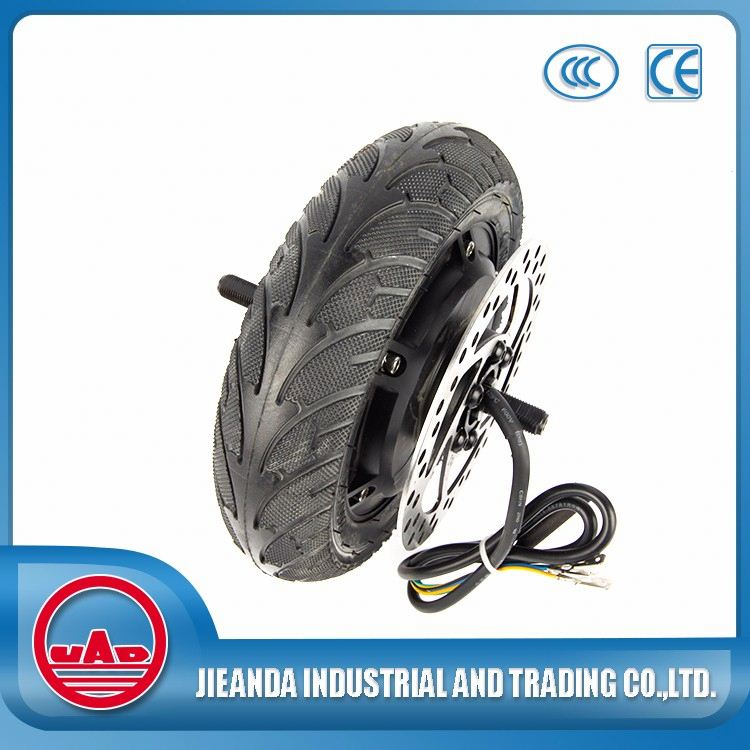 250W DC Brushless electric wheel hub motor for balance car