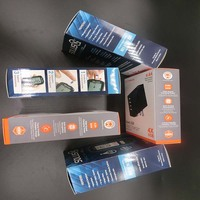 Quad Usb Wall Charger Packaging Box