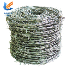 Hot Sale High Quality Galvanized Barbed Wire Philippines