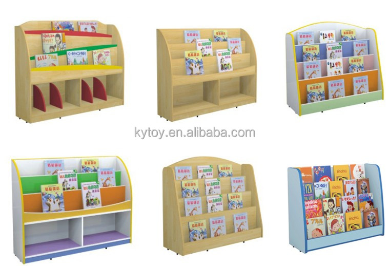 preschool bookshelf caterpillar design wooden bookshelf for 833