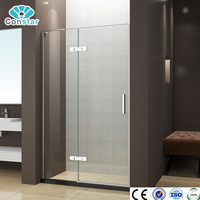 Frosted Tempered Glass Luxury Shower Box