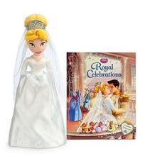 cartoon book royal celebration plush bear sex princess doll