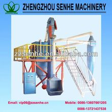 Zinc spray equipment