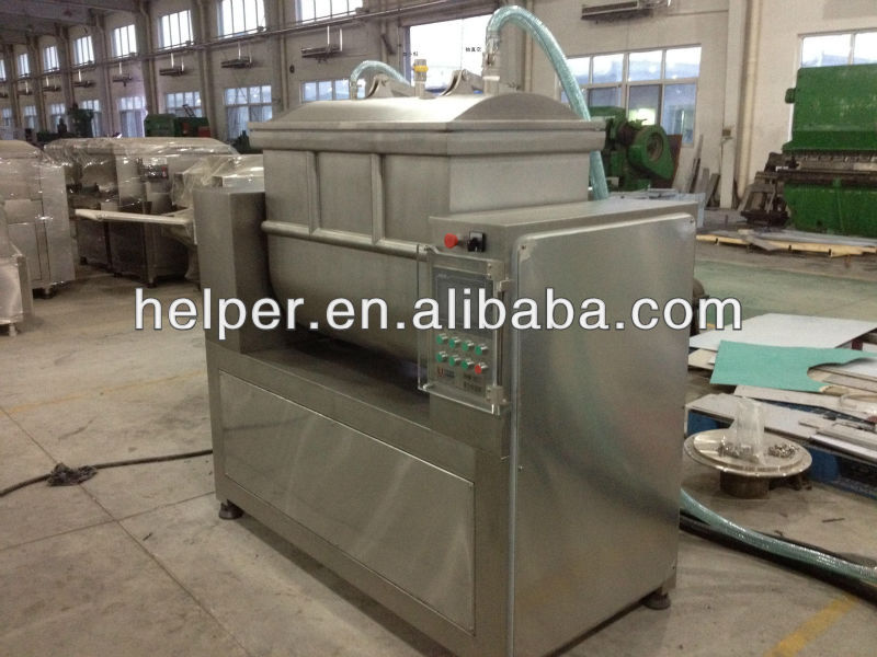 Vacuum dough kneading machine for dumpling/samosa,empanada/tortilla/pizza/bread/pastry processing