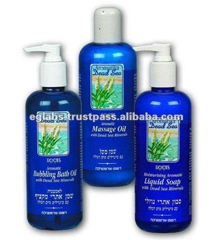 High Quality Dead Sea Aromatic Spa Set