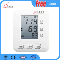 Factory direct new import blood pressure heart rate monitor watch