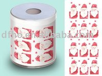 color toilet tissue (printed facial tissue,wallet tissue)