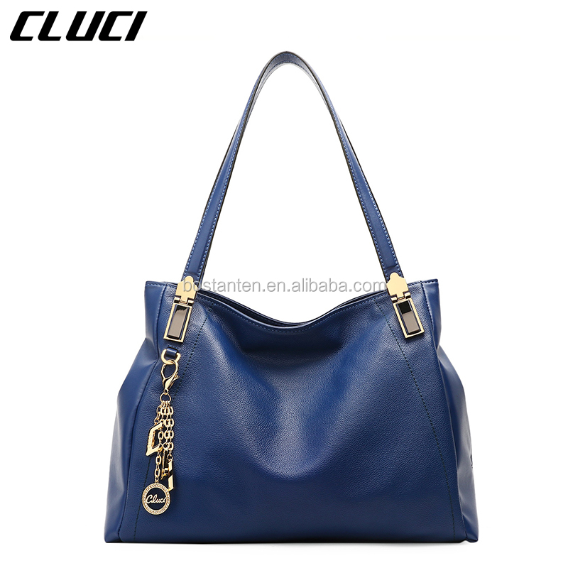 Tote Lady Shoulder Zipper Sling Leather Bag, Russian Fashion Brand Bags Women Handbags