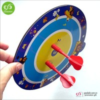 Guangzhou Wholesale Promotional Cartoon magnetic dart board for kids
