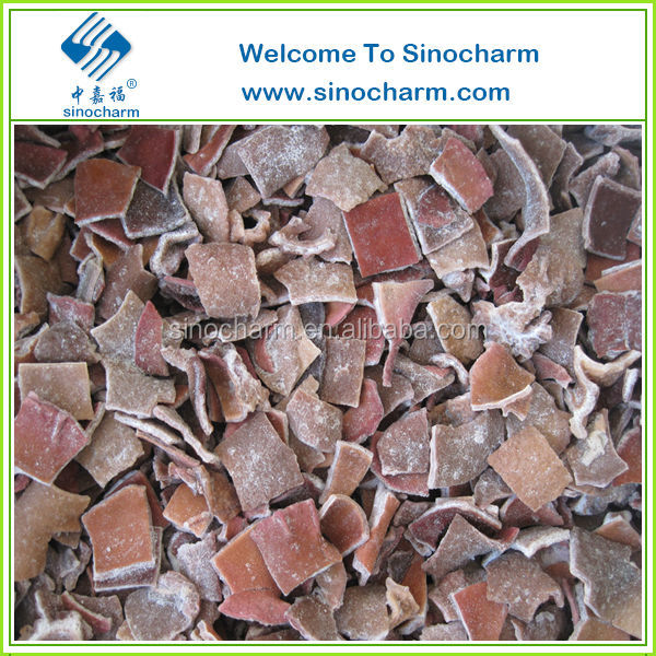 IQF Frozen Diced Black Fungus