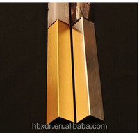 High Quality Made In China Anodizing angle bead Aluminum Frame for home decoration