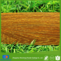Spun gold wood grain effect sublimation heat transfer powder coatings